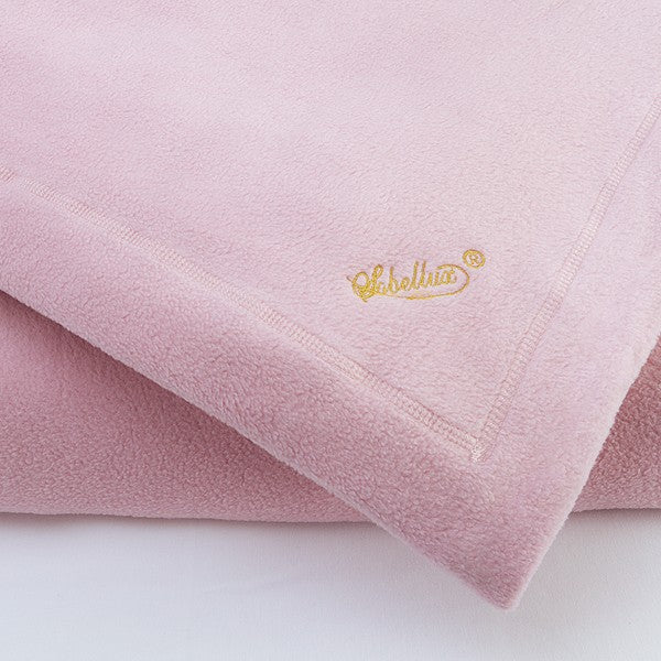 Hotel Sobellux Ultra Soft Fleece Blanket - Pink
