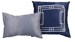 Navy Lionel Richie Home Dec Pillow