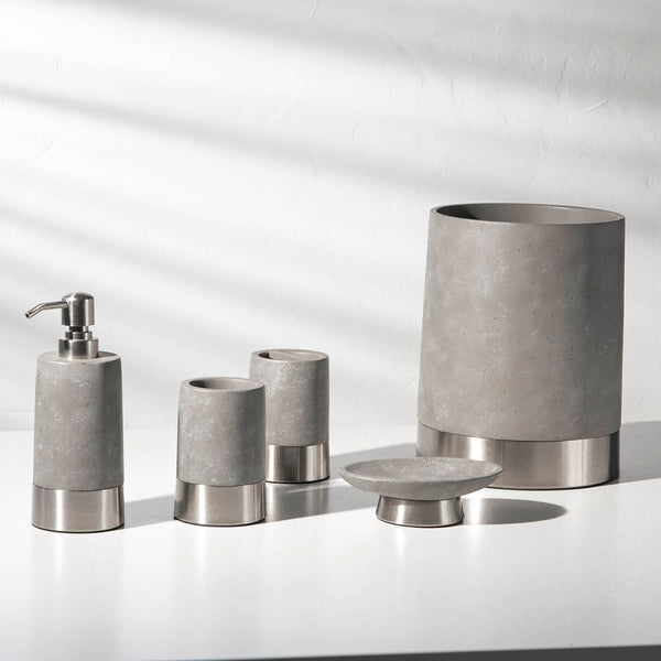 Concrete Luxury Bath Accessories