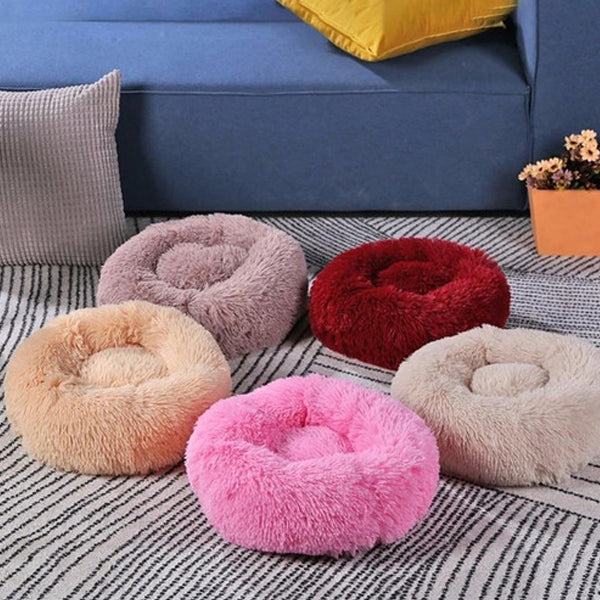 Pure Elegance Pet Calming High Stretch Soft Faux for Dogs and Cats