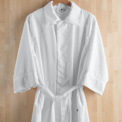 Spa Micro Check Bath Robe