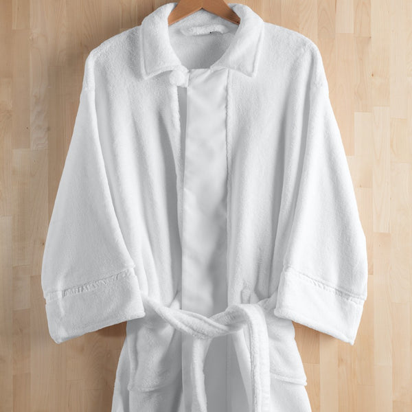 Spa Micro Terry Bath Robe