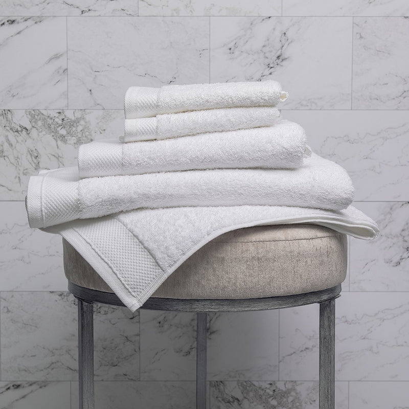 Hotel Bella Cosa Diamond Dobby Towel Set