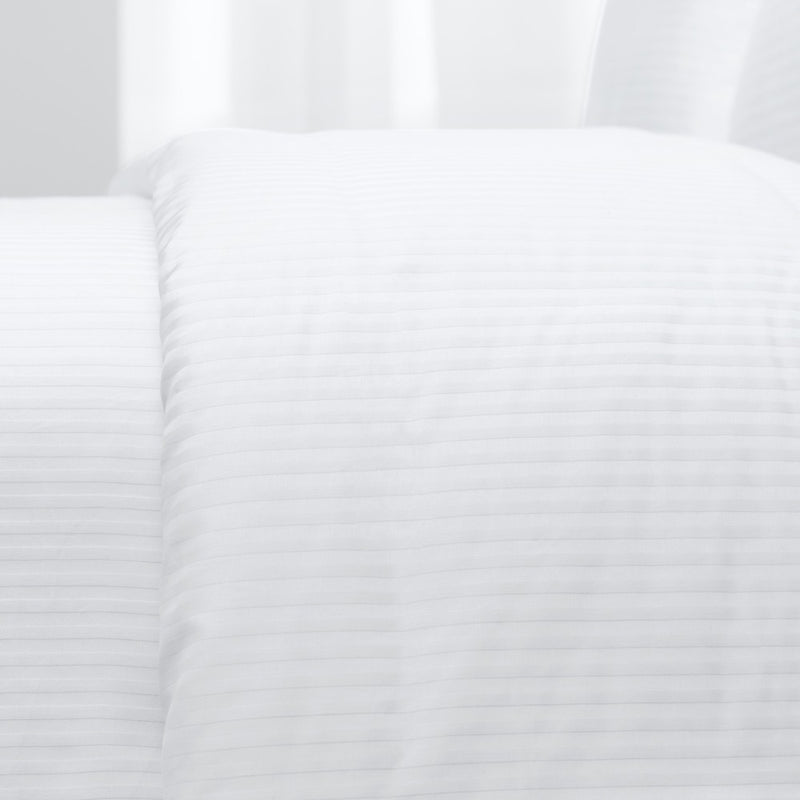 Hotel 320TC Hotel Stripe Satin Sobella Sheet Set