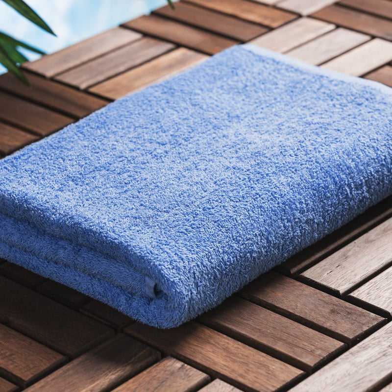 Hotel Splash Solid Pool Towel
