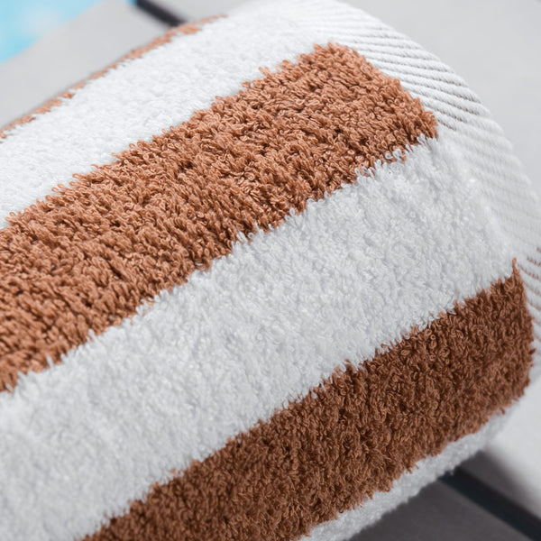 Hotel Splash Stripe Pool Towel