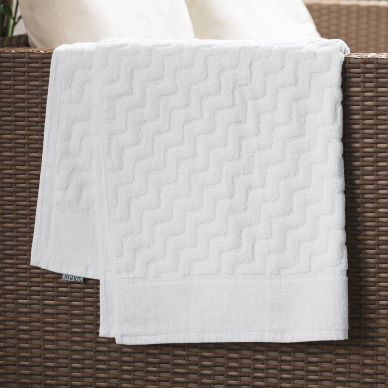 Hotel Splash Wave Pool Towel