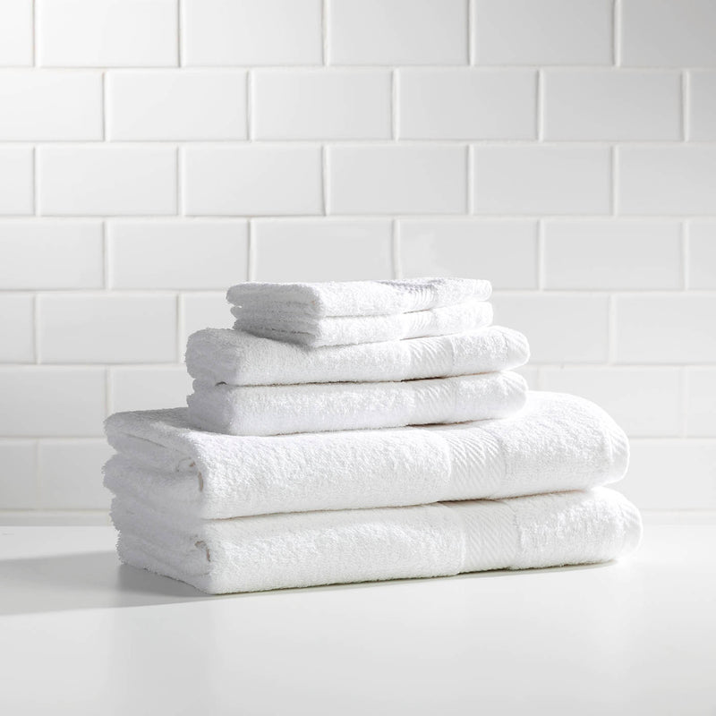 Ultra Signet 6 Piece Absorbent Towel Set