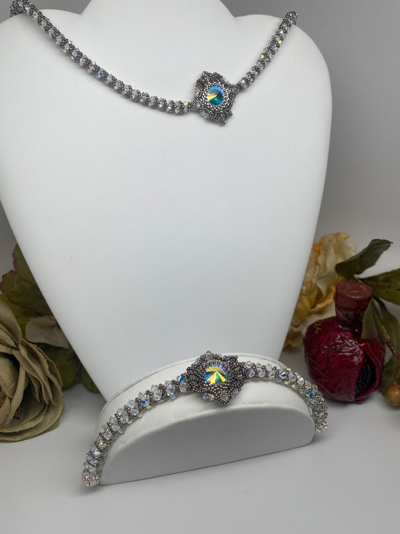 Swarovski Crystal Jewelry Set
