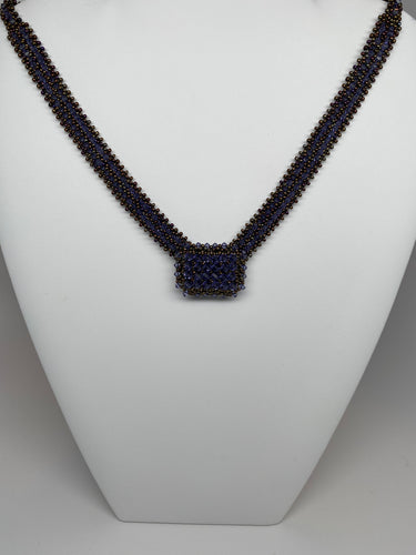 Hand Crafted Swarovski Crystal Necklace