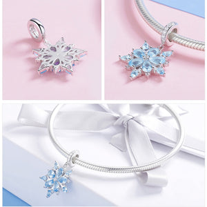 Snowflake charm - Jewels Lane Co.