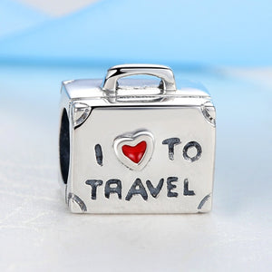Travel charms - Jewels Lane Co.