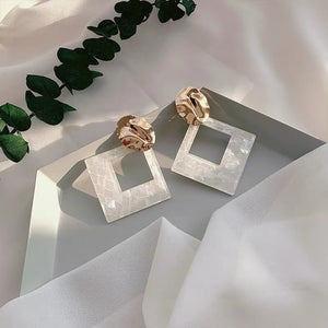 Acrylic Drop Earring - Jewels Lane Co.