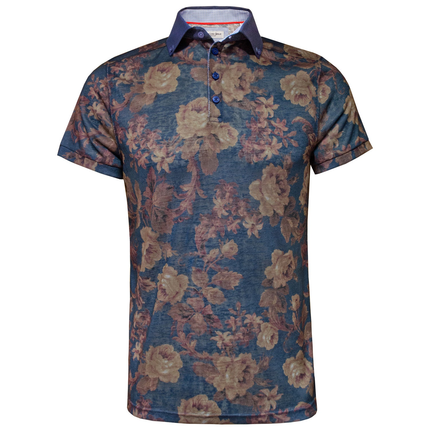 MAINS - Navy Floral