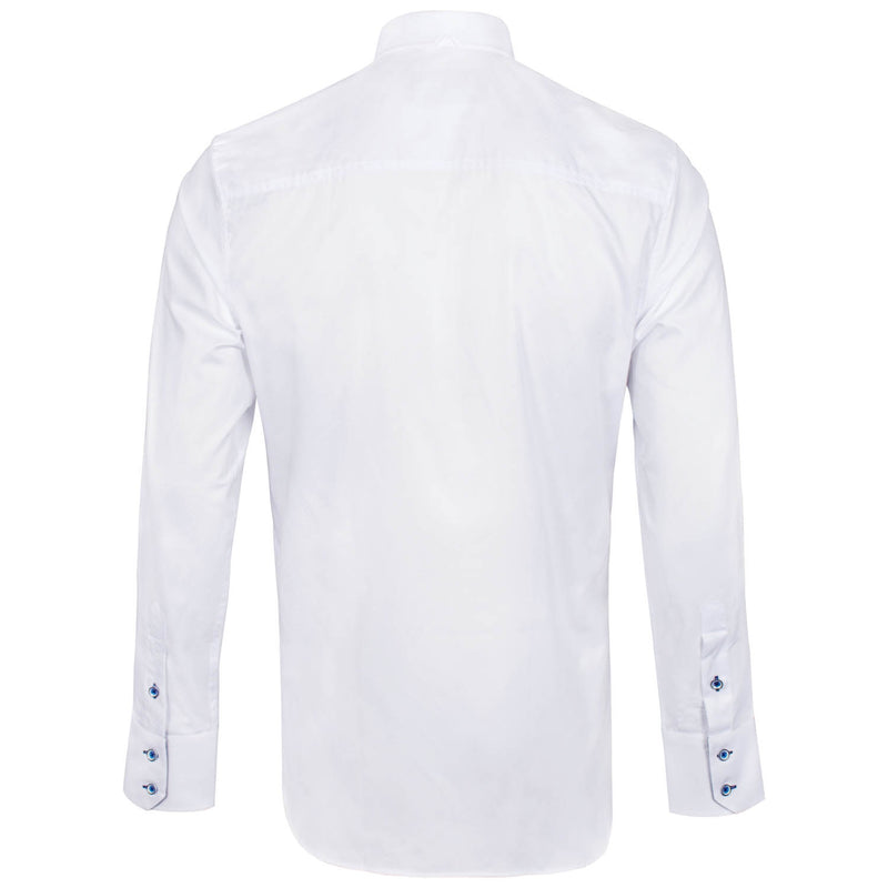 Premium Formal Long Sleeve Shirt - ODION - White