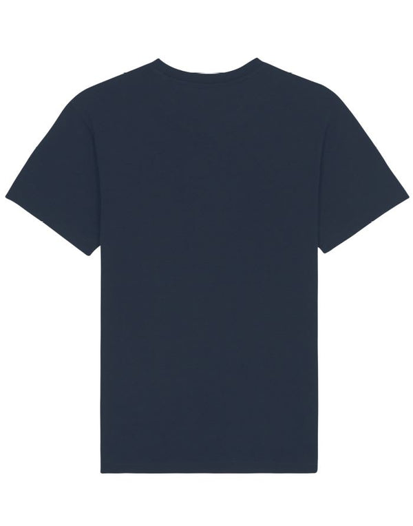 Premium Regular Fit Organic Cotton T-shirt - OSBOURNE - Navy