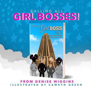 BEING A GIRL BOSS
