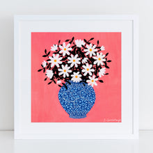 Load image into Gallery viewer, Daisies Art Print