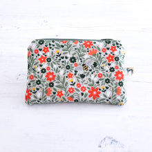 Load image into Gallery viewer, Cosmetic Bag, Small