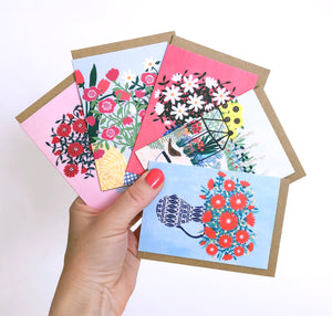 Notelets Pack - Florals