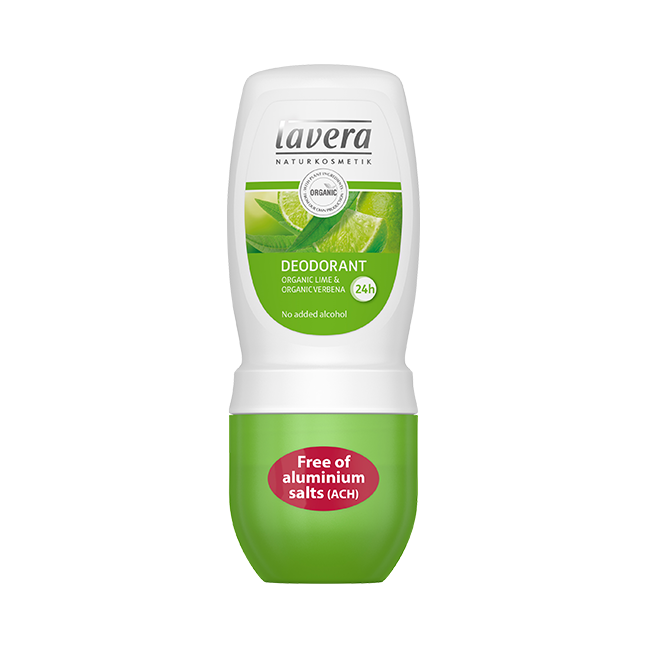 Lime & Verbena Gentle Roll-On Deodorant (1.69 fl.oz.)