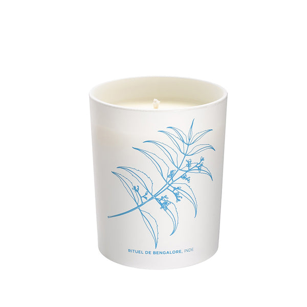 Relaxing Phyto-Aromatic Candle of Bengalore (180g)