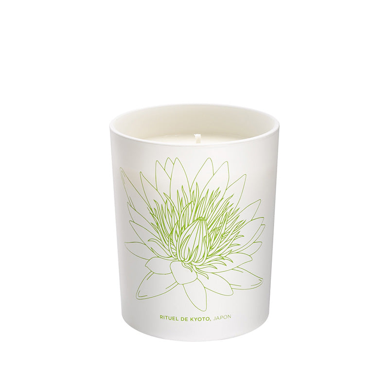 Renewing Phyto-Aromatic Candle of Kyoto (180g)