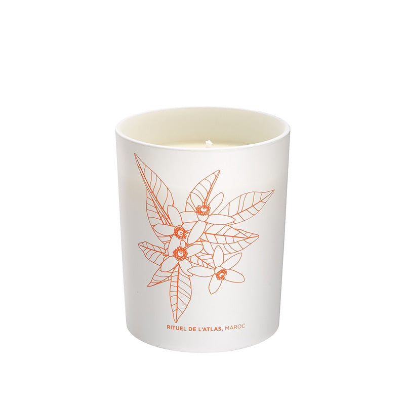 Phyto-Aromatic Candle of Atlas (180g)