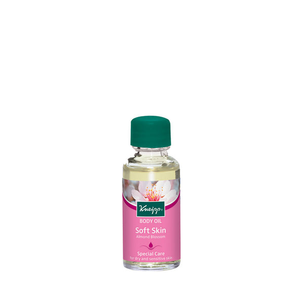 Almond Blossom Soft Skin Body Oil Travel Size (0.67 fl.oz.)