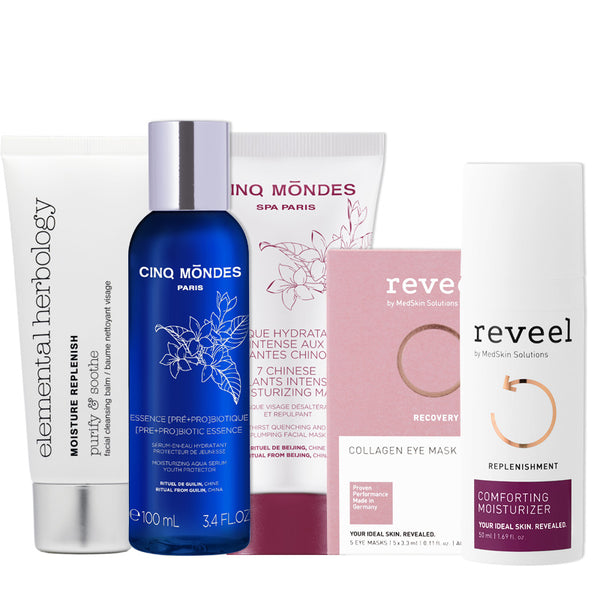 Calm & Soothe Essentials (value $364)