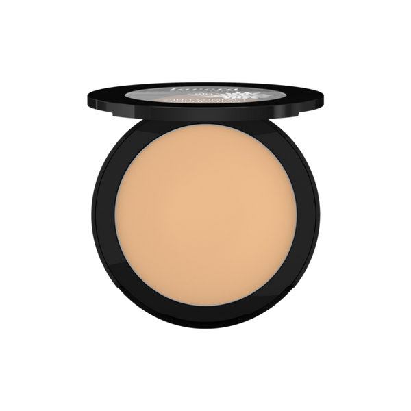 2-in-1 Compact Foundation [Honey Sand 03] (0.35 oz.)