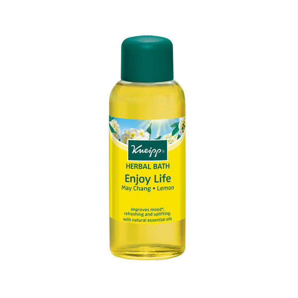 May Chang & Lemon Enjoy Life Bath (3.38 fl.oz.)