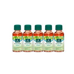 Melissa Stress Relief Herbal Bath (Set of 5)