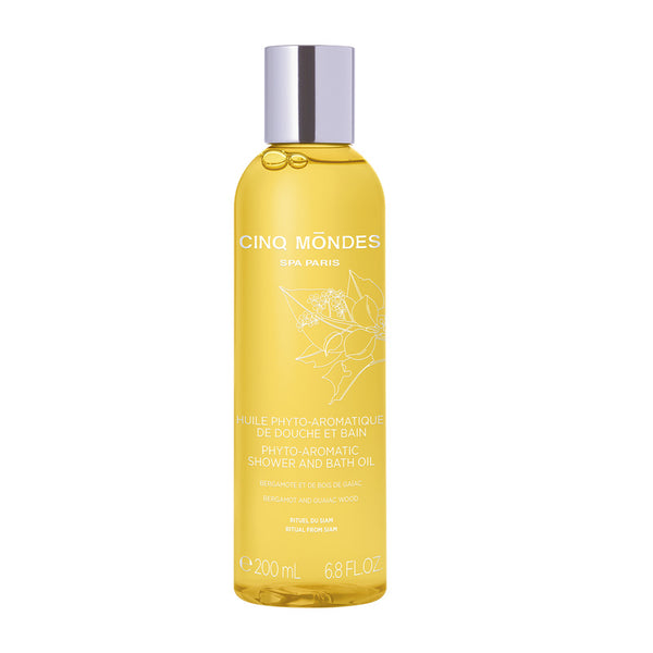 Comforting Phyto-Aromatic Shower & Bath Oil of Siam (6.8 fl.oz.)