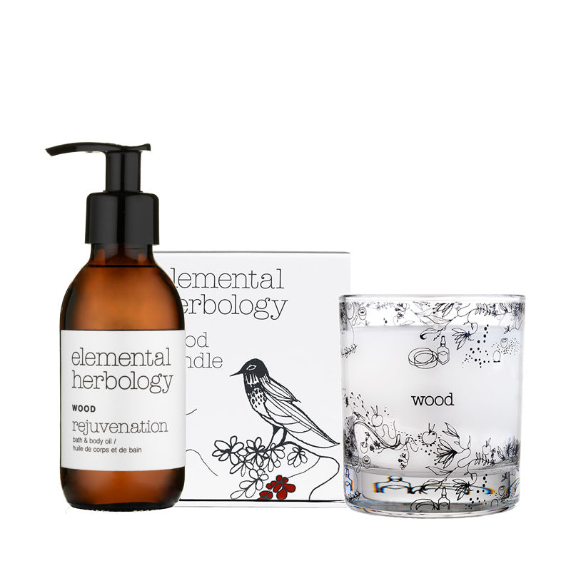 "Rejuvenating ""Me Time"" Duo (value $72)"