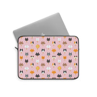 Popsicle Cats Laptop Sleeve - 13 inch