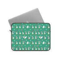 Warrior Geese Laptop Sleeve - 13 inch