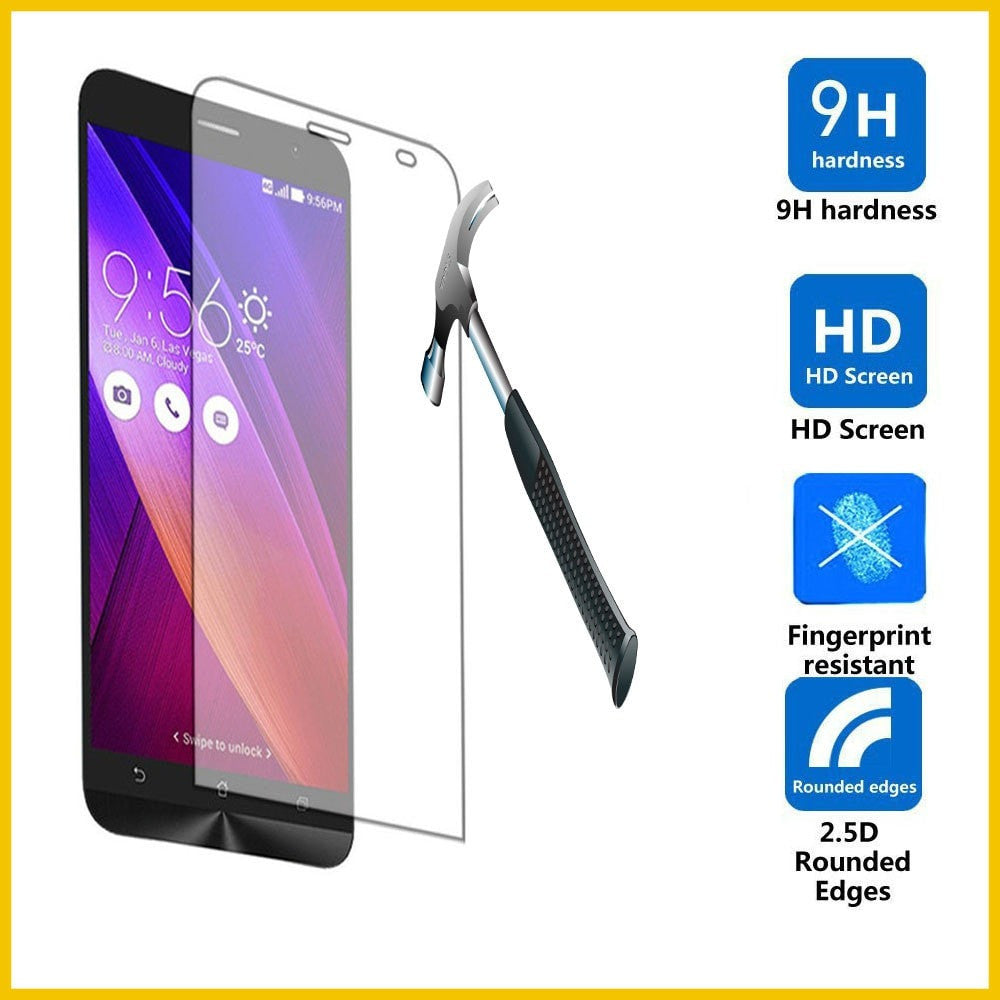 Asus Tempered Glass Screen Protectors