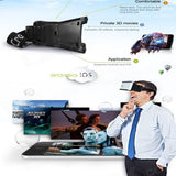"Epresent 3D Glasses Virtual Reality ColorCross CST-01 Universal DIY Video Movie Game Glasses for iPhone Samsung Android 4-6"" Mobile Smartphone Head Mount with Headband"