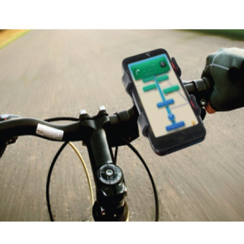 Bike Cycle Motorcycle Mobile Holder Nike Phone Support Holder Mount Bracket For All Smartphones Apple Sony Samsung Xiaomi LG HTC Micromax