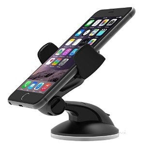 Mobile Car Stand Holder Mount Easy Fix Car and Desk Mount Holder Desk Stand For Smart Phones
