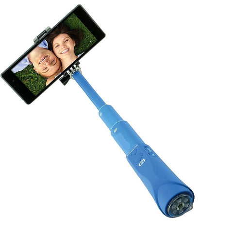 Selfie Stick 4 Life - Bluetooth Selfie-Stick - extendible up to 90 cm for iPhone6/plus/5s/5/4 most Android Smartphone and Gopro Camcorders