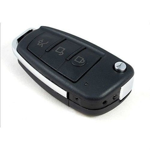 CCD S820 IR Night Vision Spy Car Key Chain Camera Hidden Mini Video DVR Camcorder With Motion Detection