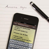 Epresent Copy of STYLUS WITH PEN FOR ALL SMARTPHONES AND TABLETS