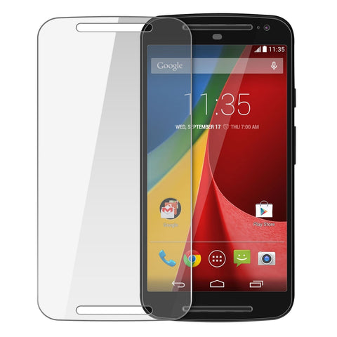 Epresent Tempered Glass for Moto G3 Tempered Glass Screen Protector for Moto G3