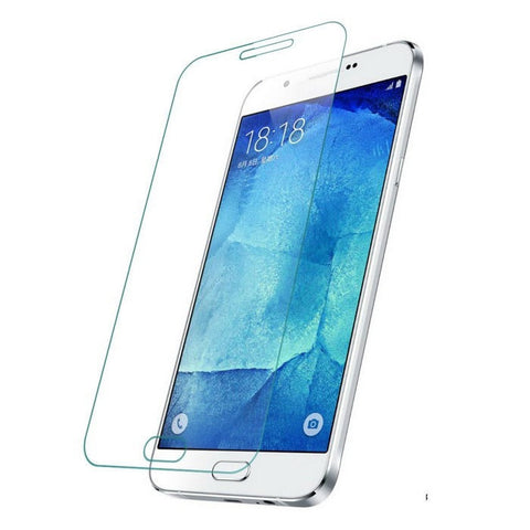 Epresent Tempered Glass for Samsung A8 Tempered Glass Screen Guard for Samsung A8 Screen Protector for Samsung A8