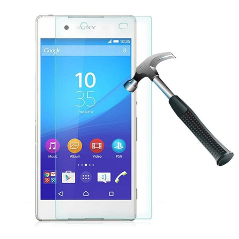 Epresent® Tempered Glass for Sony Xperia Z4 / Z3  Tempered Glass Screen Guard for Sony Z4 / Z3 Screen Protector for Xperia Z4 / Z3