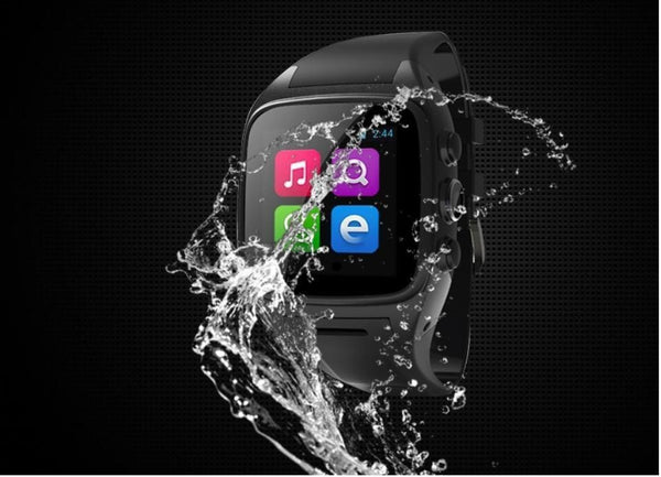 Epresent X1 Smart Watch Wifi 3g Smart Watch Phone With 5 mp Camera GPS Android Smart Watch Phone IP67 Waterproof Smartwatch