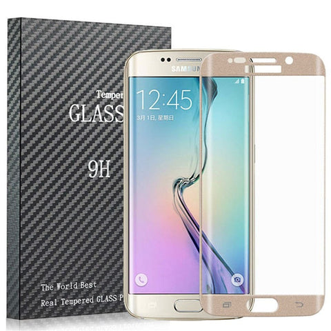 Tempered Glass for samsung galaxy note 7 tough tempered glass film for samsung galaxy note 7 S7 edge s6 edge plus screen protector WITH FREE EARPHONE