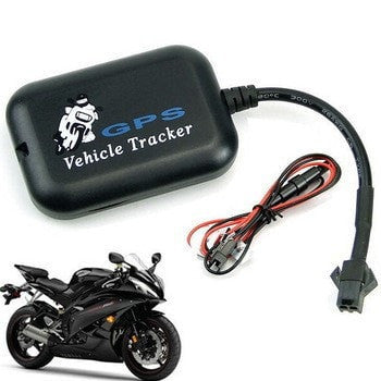 Mini Real Time GPS/GSM/GPRS/SMS/LBS Network Vehicle Monitor Tracker for Car Motorcycle Bike
